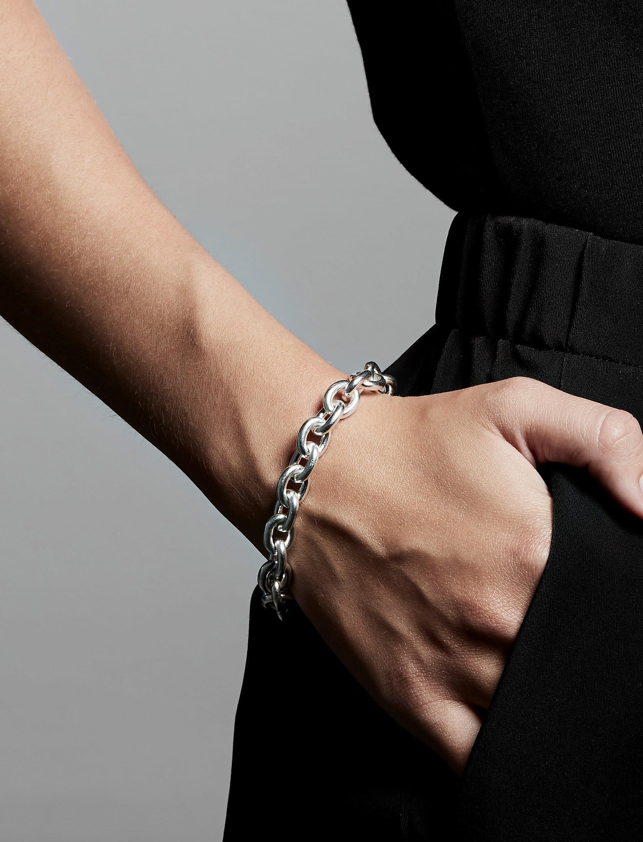 Pilgrim - Bracelet Heritage Silver Plated - dainty - silver plated - 1