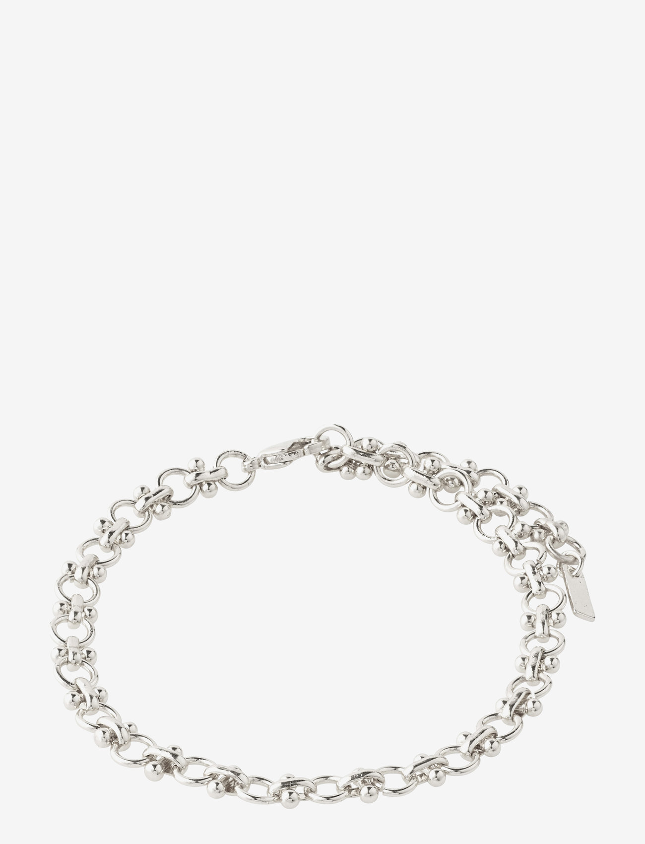 Pilgrim - Bracelet Nomad Silver Plated - dainty - silver plated - 1