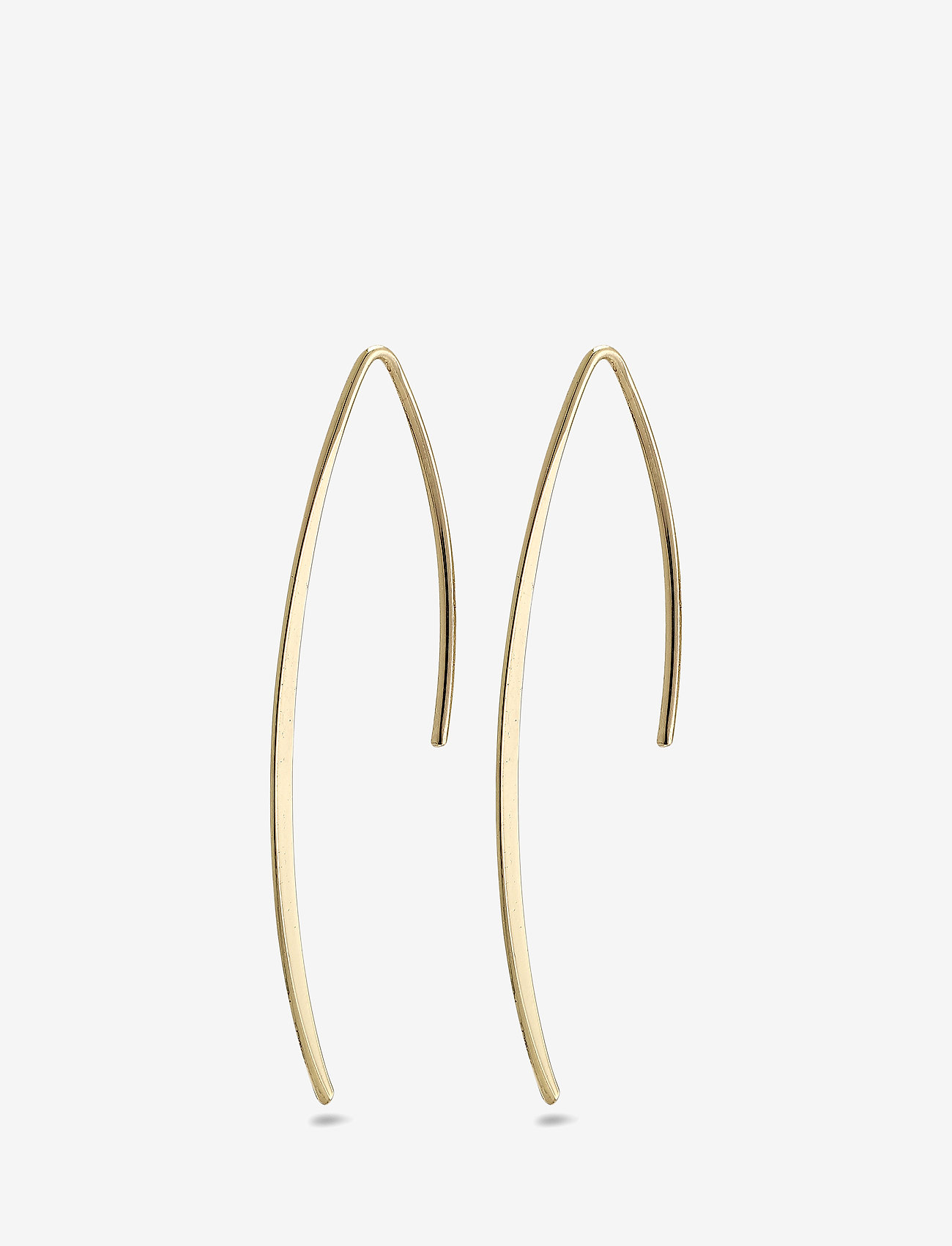 Pilgrim - Agatha - statement earrings - gold plated - 0
