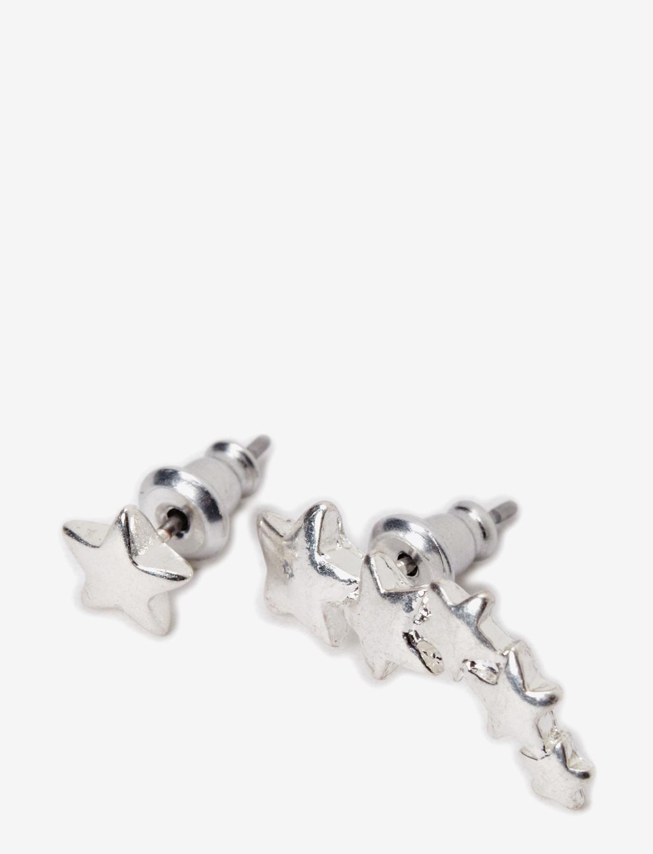 Pilgrim - Pilgrim Earring Classic - ohrstecker - silver - 0