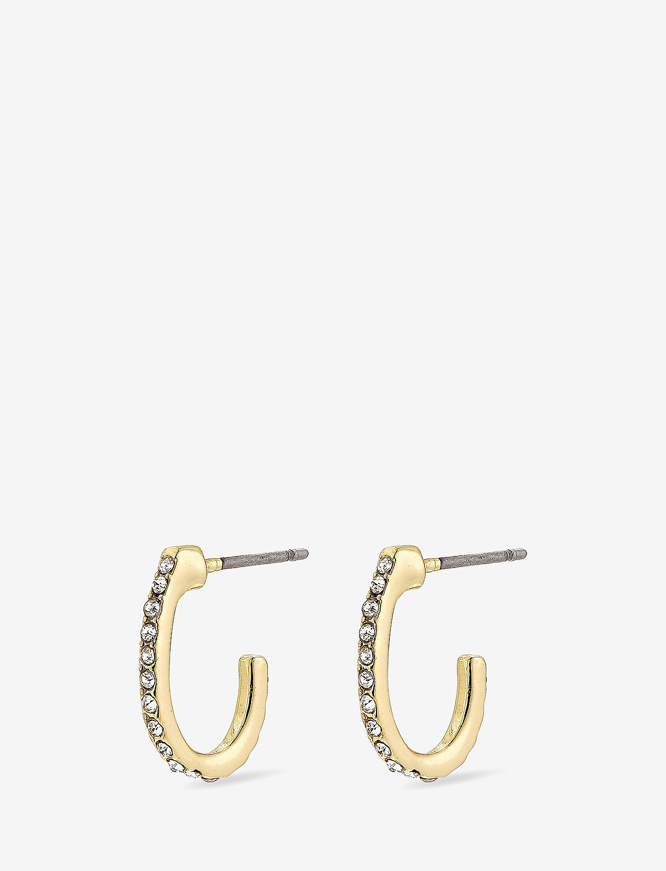 Pilgrim - Delia - hoops - gold plated