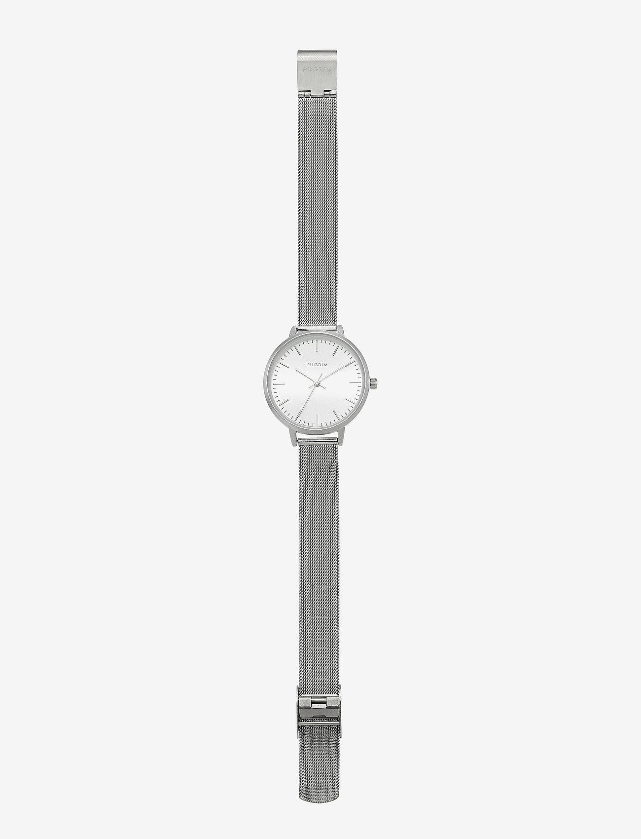 Pilgrim - Lola - montres - silver plated