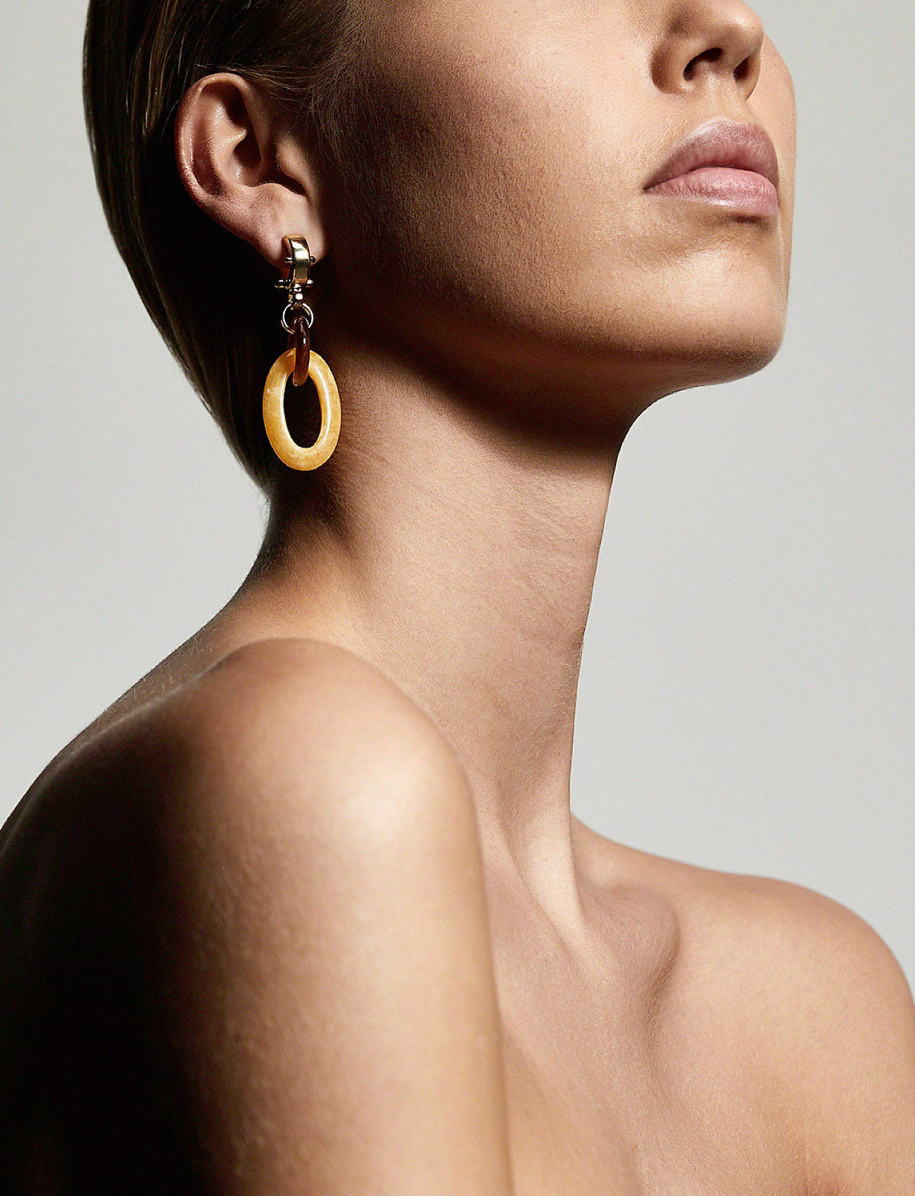 Pilgrim - Villette - statement earrings - gold plated - 0