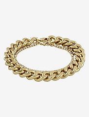 Pilgrim - Bracelet Radiance Crystal - dainty - gold plated - 0