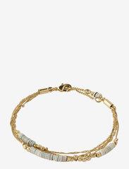 Pilgrim - Bracelet Sincerity Gold Plated - dainty - gold plated - 1