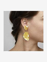Pilgrim - Effie - statement earrings - gold plated - 1