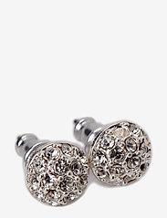 Pilgrim - Pilgrim Earring Classic - studs - crystal - 0