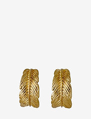 Pilgrim - Lauren - statement earrings - gold - 0