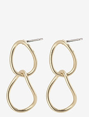 Pilgrim - Nika - statement earrings - gold plated - 1