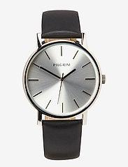 Pilgrim - Watches - klockor - silver - 0