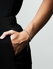 Pilgrim - Bracelet Nomad Silver Plated - dainty - silver plated - 0