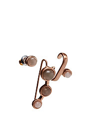 Elda Earrings - ROSE GOLD PLATED