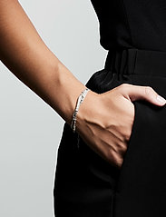 Pilgrim - Bracelet Sincerity Silver Plated - dainty - silver plated - 0