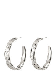 Earrings Madigan - SILVER PLATED