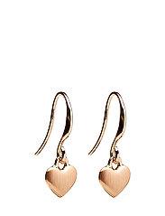 Earrings - ROSE GOLD COLOR