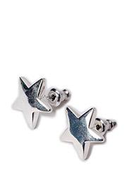 Pilgrim Earring Classic - Silver