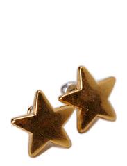 Pilgrim Earring Classic - Gold
