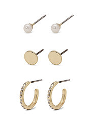 Earring set - GOLD PLATED