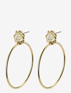 Earrings Feelings of L.A. Gold Plated - hopen - gold plated