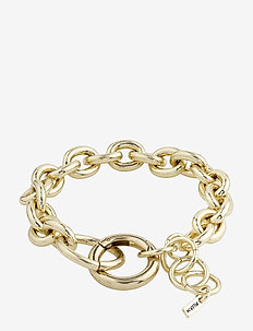 Bracelet Heritage Gold Plated - dainty - gold plated