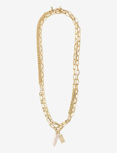 Necklace Enchantment Gold Plated - kettingen  - gold plated