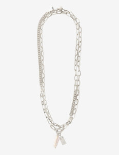 Necklace Enchantment Silver Plated - kettingen  - silver plated