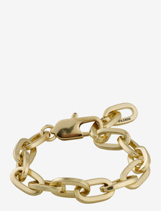 Bracelet Tolerance - dainty - gold plated