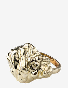 Ring Tolerance Gold Plated - ringar - gold plated