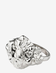 Ring Tolerance Silver Plated - ringar - silver plated