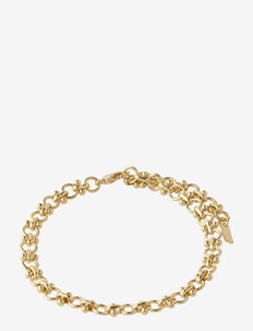 Bracelet Nomad Gold Plated - dainty - gold plated