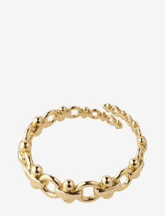 Ring Nomad Gold Plated - ringar - gold plated