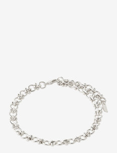 Bracelet Nomad Silver Plated - dainty - silver plated