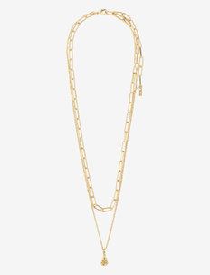 Necklace Sincerity Gold Plated - kettingen  - gold plated