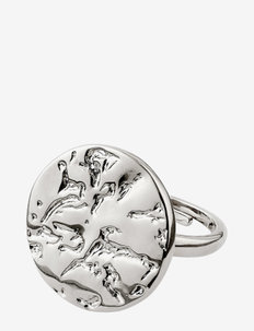 Ring Warmth Silver Plated - ringar - silver plated