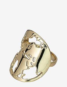 Jada - GOLD PLATED