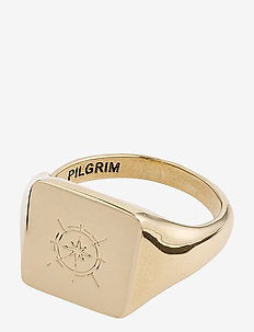 Ring Cressida Gold Plated - ringen - gold plated
