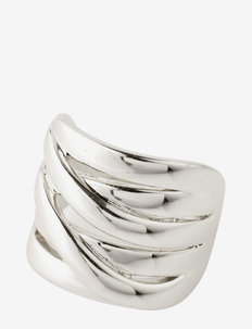 Ring Rhea Silver Plated - ringar - silver plated