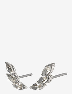 Mathilde - studs - silver plated
