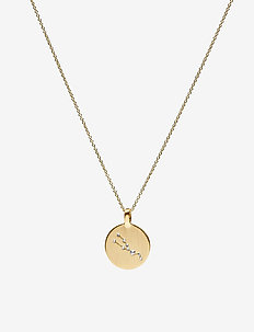 TAURUS 21/04 - 21/05 - dainty necklaces - gold plated