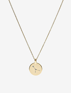 Necklace - CANCER - GOLD PLATED