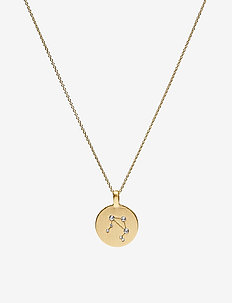 Necklace - LIBRA - små halskjeder - gold plated