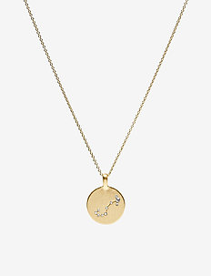 SCORPIO 24/10 - 22/11 - dainty necklaces - gold plated