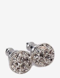Pilgrim Earring Classic - stud earrings - crystal