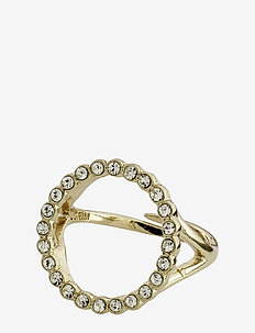 Malin - rings - gold plated