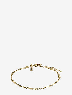 Cat - dainty - gold plated