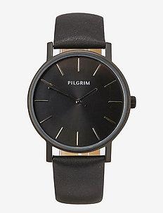 Watches - HEMATITE PLATED