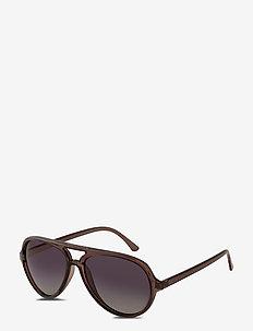 Sunglasses Bria - pilot - grey