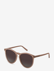 Sunglasses Sahara - rond model - rose