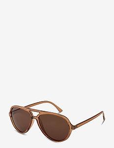 Sunglasses Bria - pilot - brown
