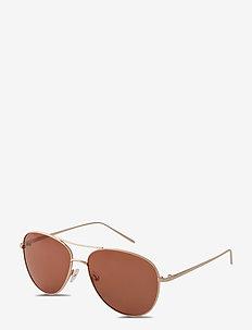 Sunglasses Nani - pilot - orange